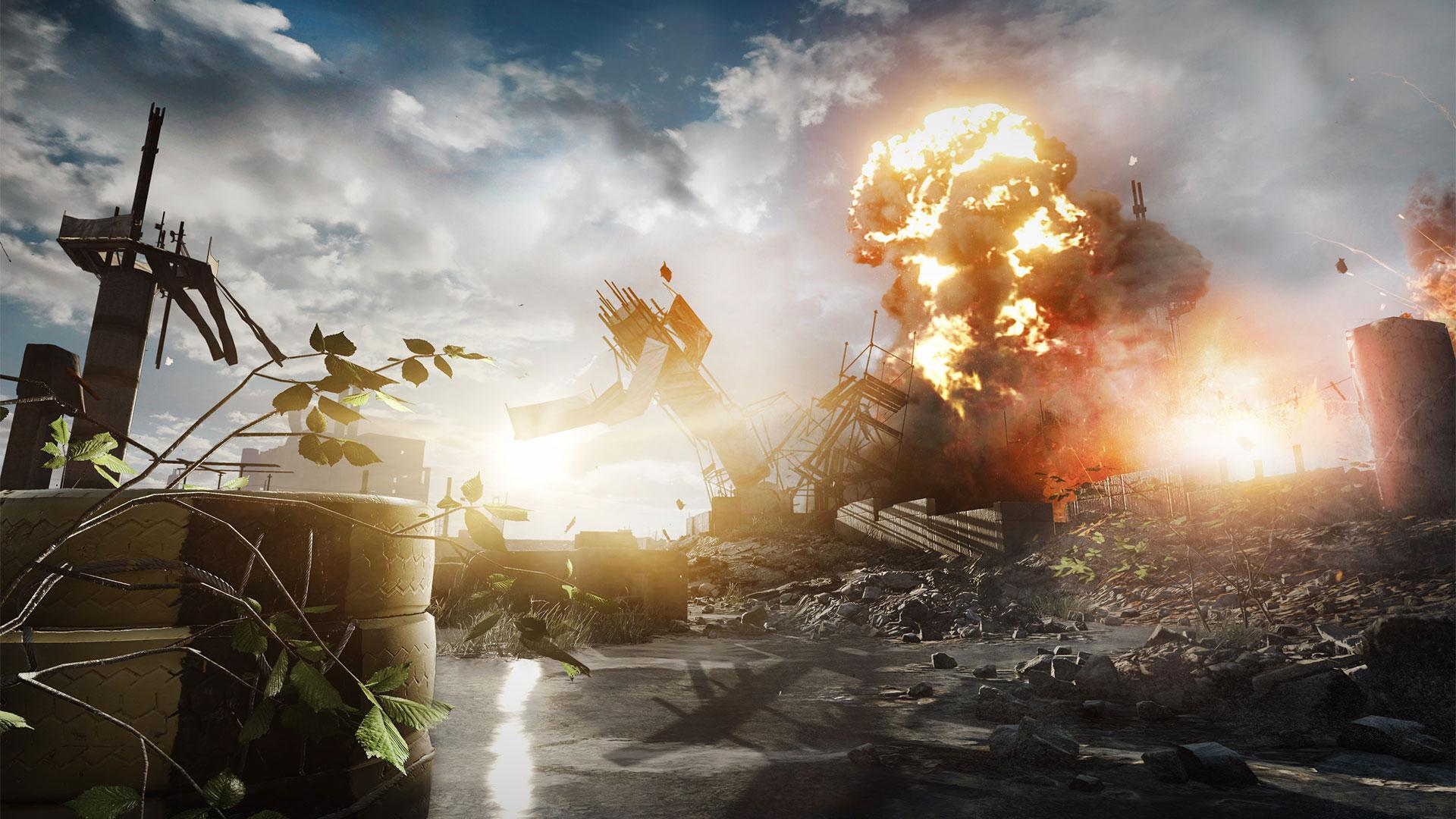 HD Battlefield 4 Wallpapers Live DHG75 WP