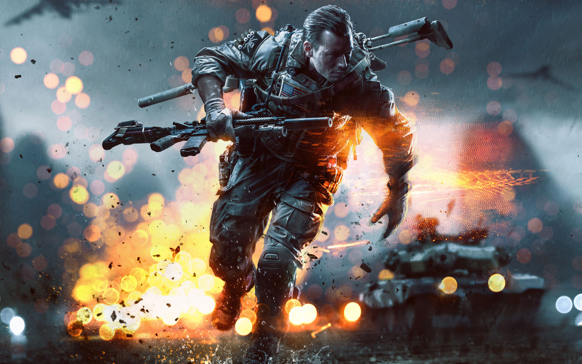 Battlefield 4 China Rising Wallpapers | HD Wallpapers