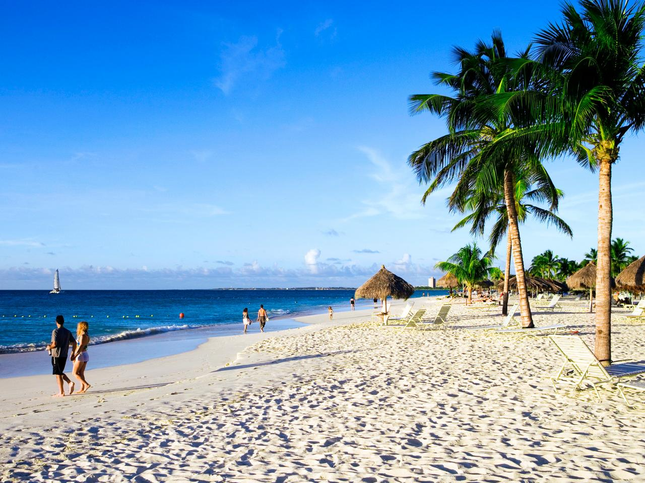 Top 10 Caribbean Beaches : TravelChannel com