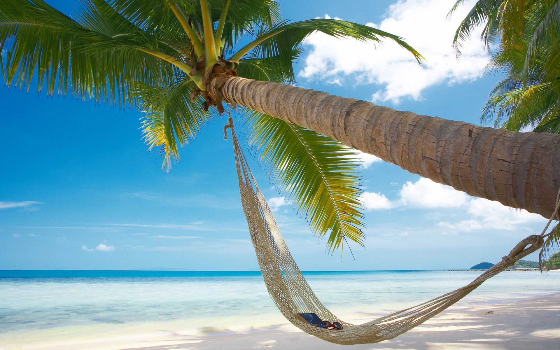 Collection of Beach Hammock Wallpaper on HDWallpapers