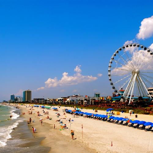 Myrtle Beach SC: Myrtle Beach Hotels, Resorts, Attractions
