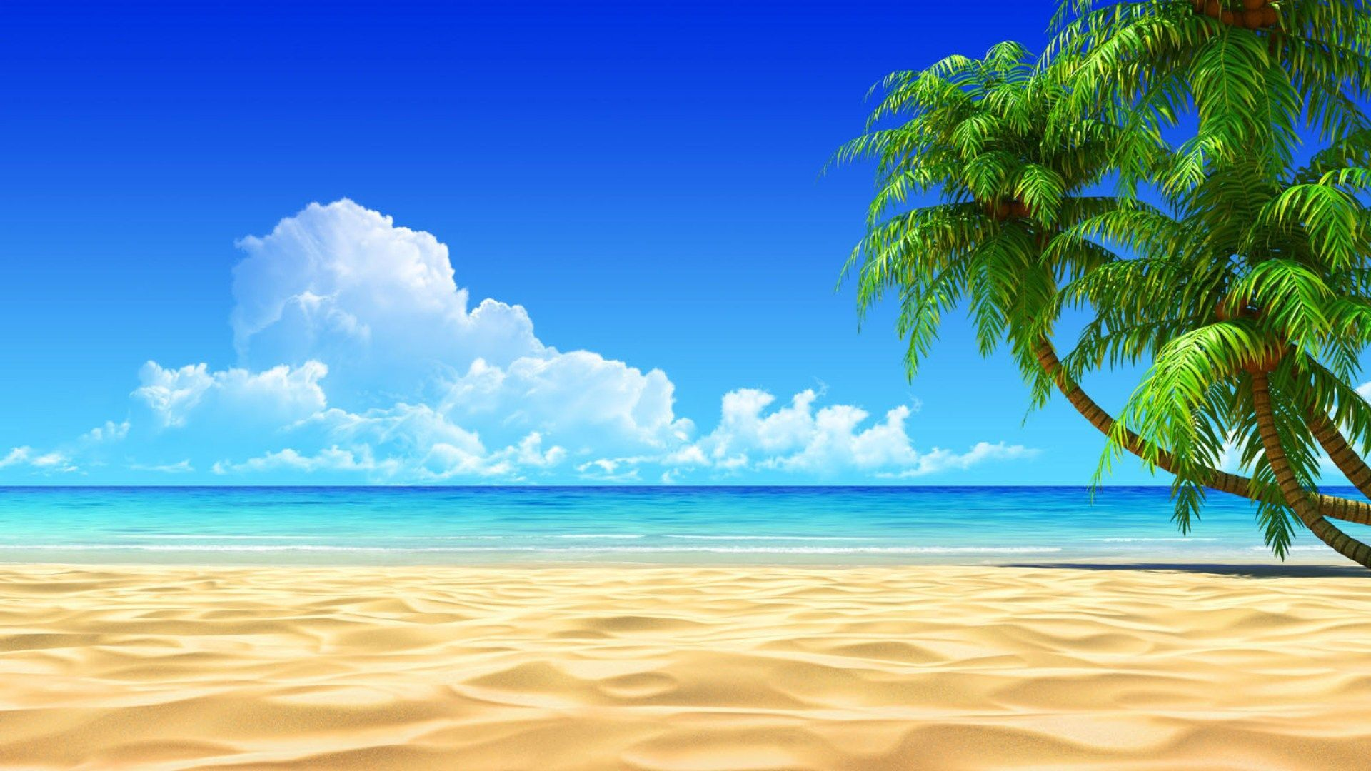 Free Beach Wallpaper Backgrounds - Wallpaper Cave