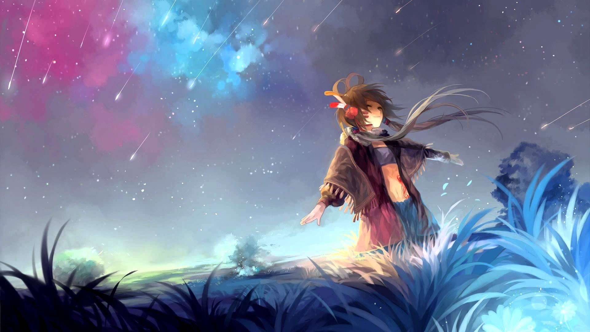 Pretty Anime Wallpapers, 42 Anime Android Compatible Pictures, NM