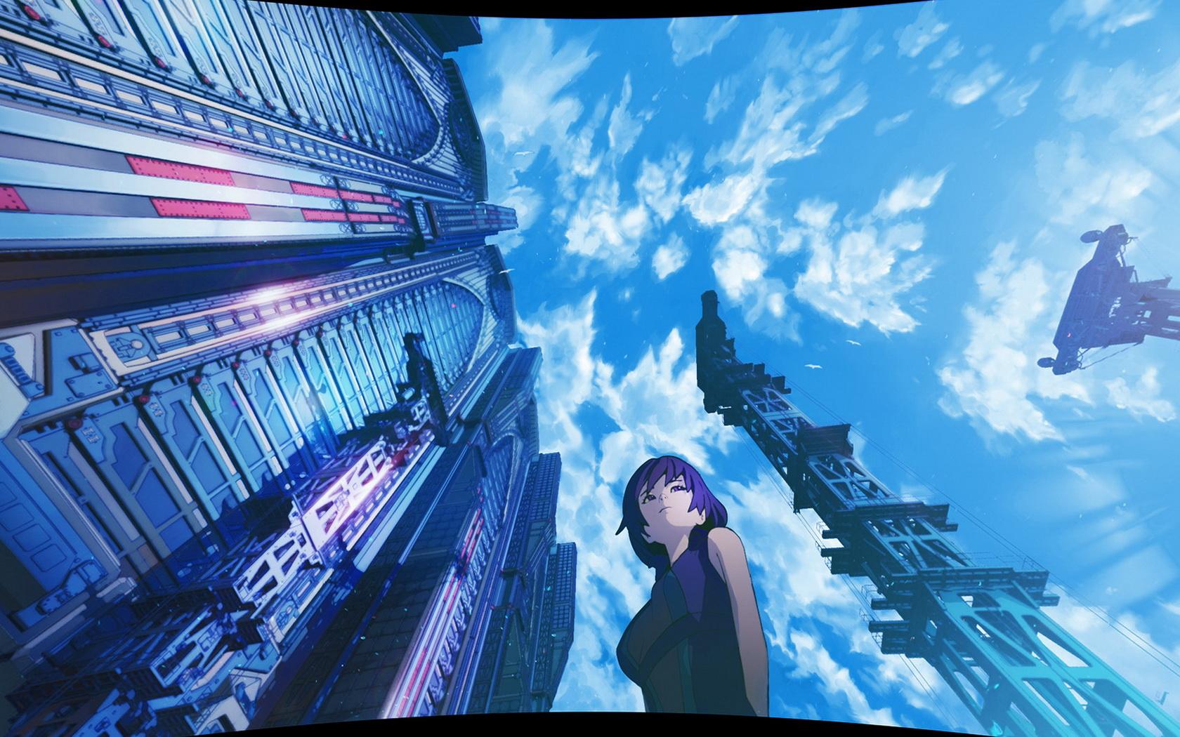 Beautiful Anime Wallpaper - WallpaperSafari
