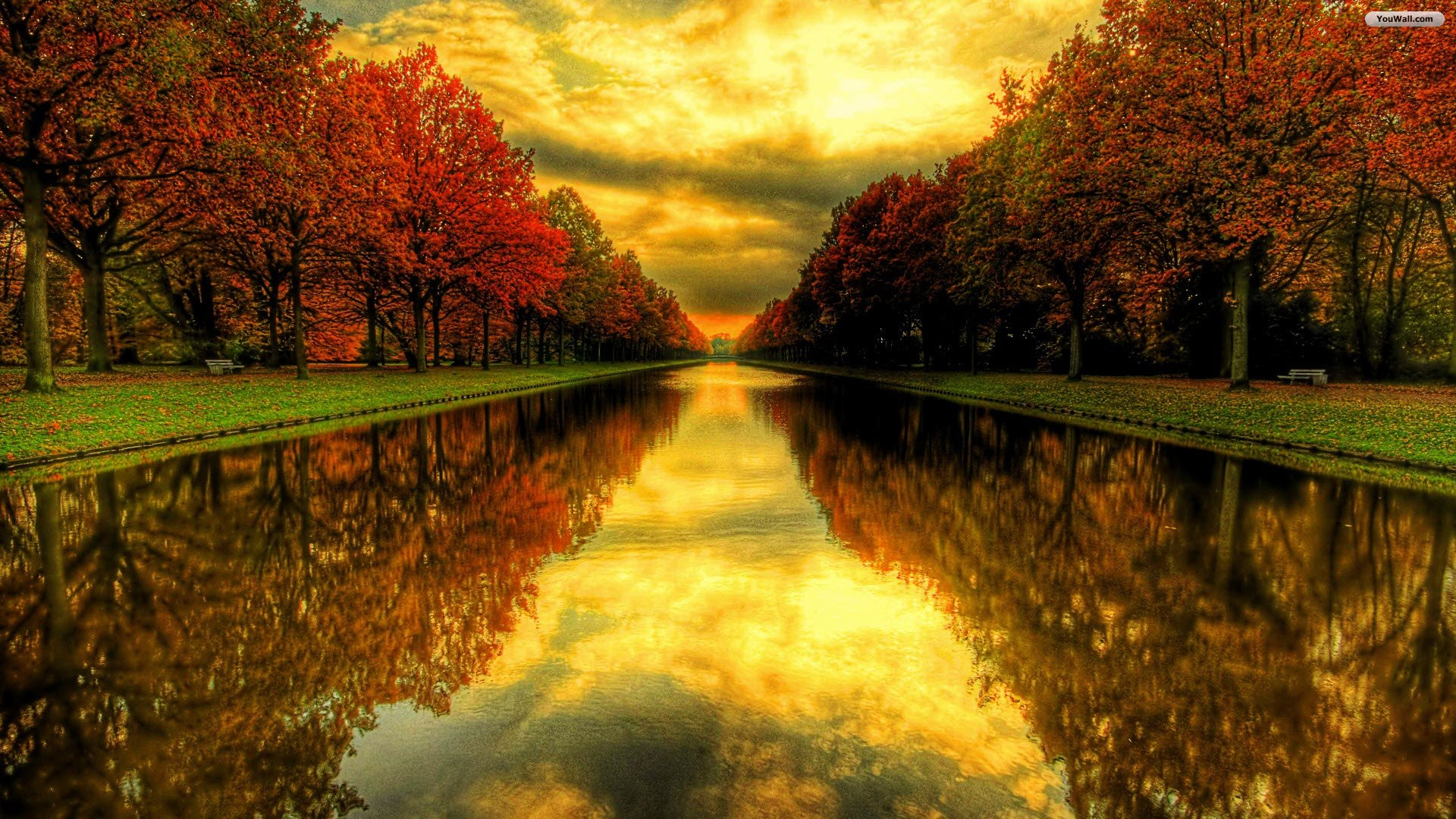 Beautiful Autumn Wallpapers - WallpaperSafari