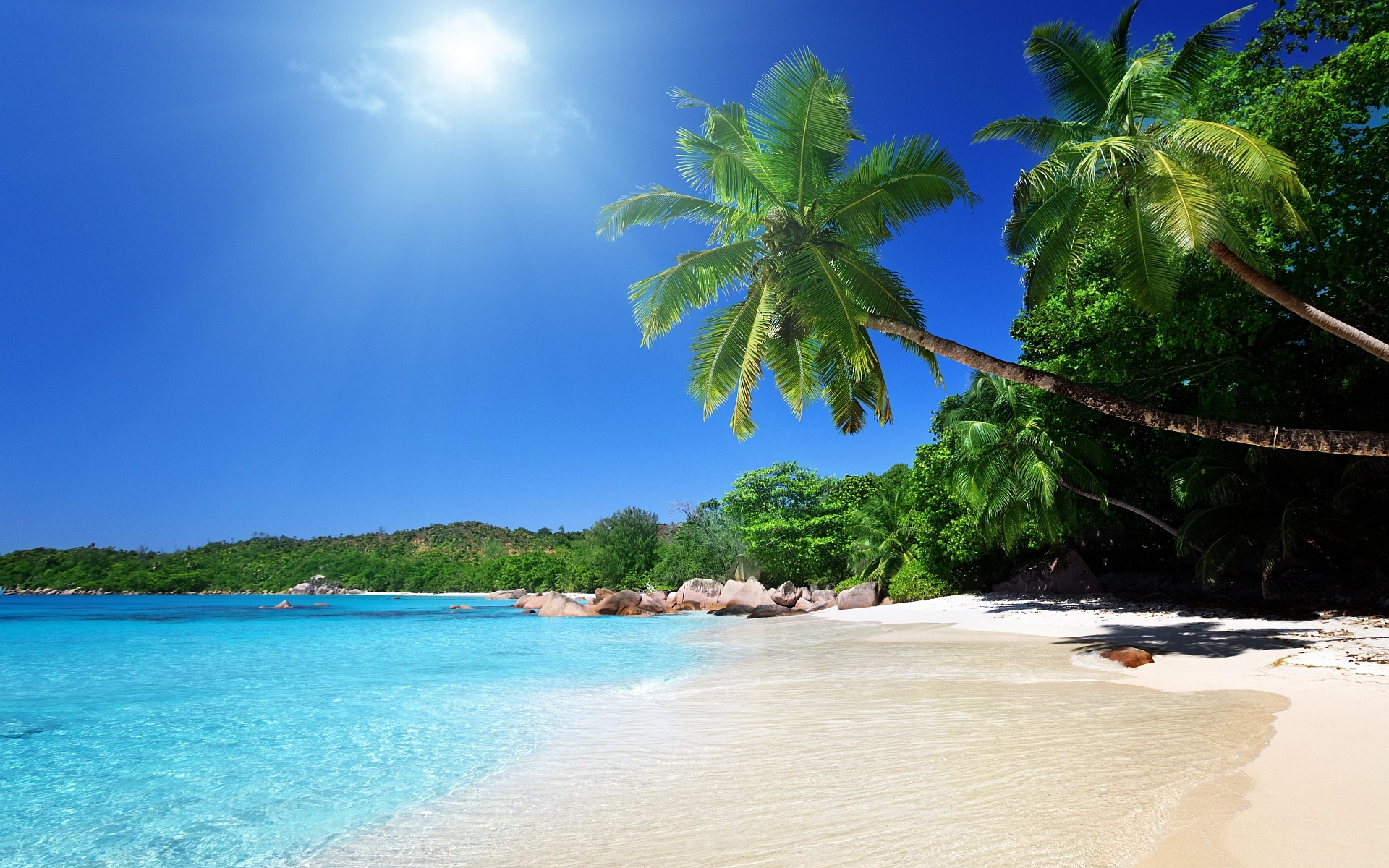 Beautiful Beach Pictures - HD Wallpapers Backgrounds of Your Choice