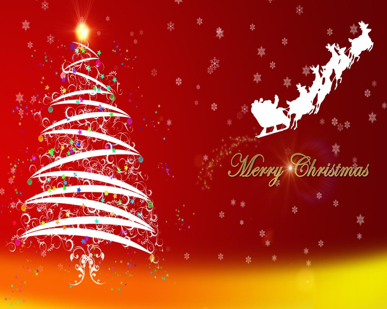 Beautiful Christmas Desktop Wallpapers - WallpaperSafari