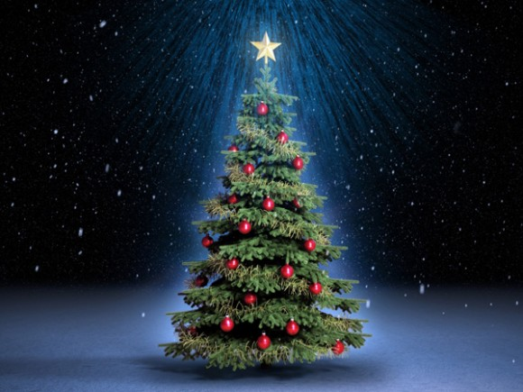 36 Beautiful Christmas Wallpapers 2012