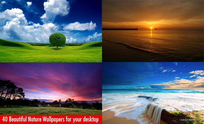 50 Beautiful Nature Wallpapers for your desktop