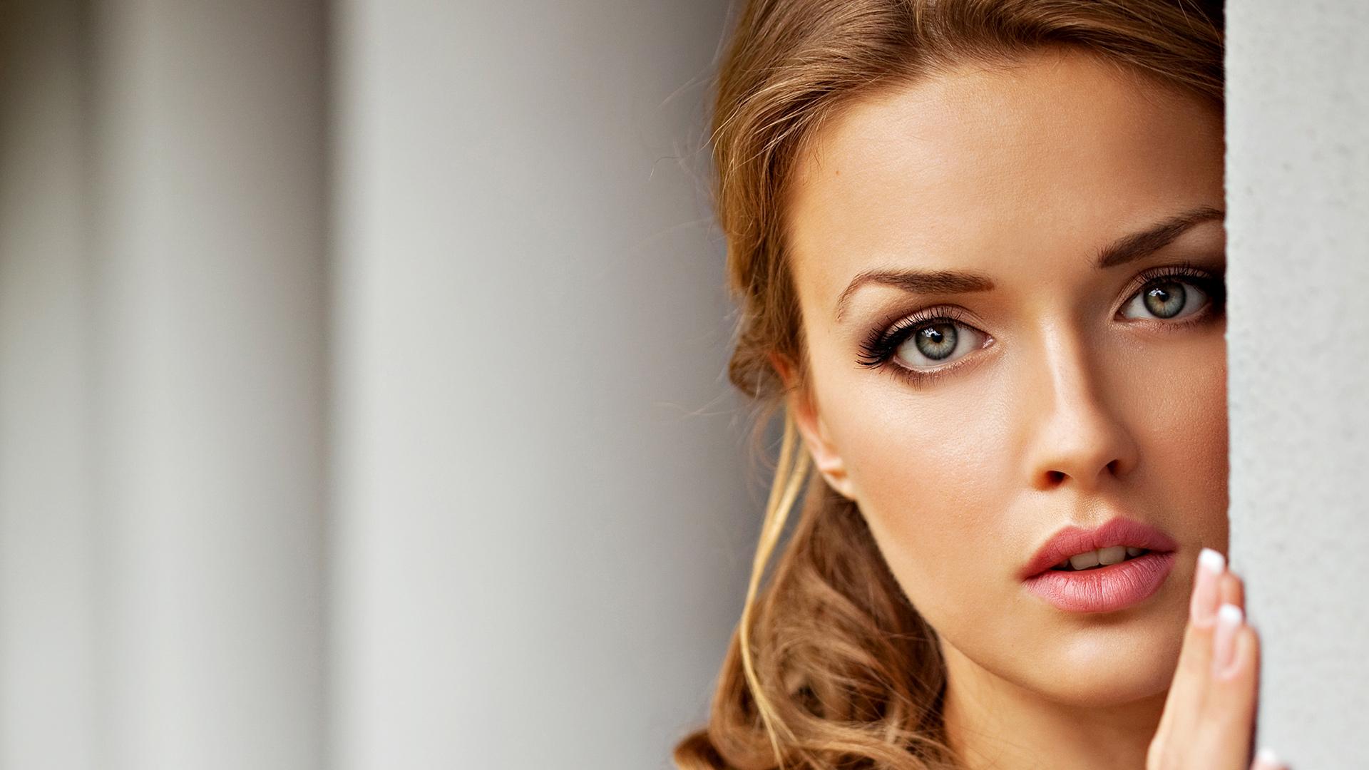 Beautiful girls face wallpapers - SF Wallpaper