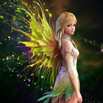 Collection of Cute Fairy Wallpaper on HDWallpapers