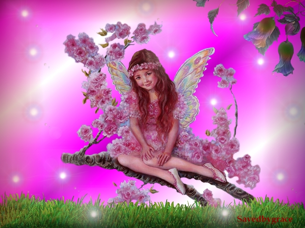 Pretty Fairy Wallpapers Group (55+)