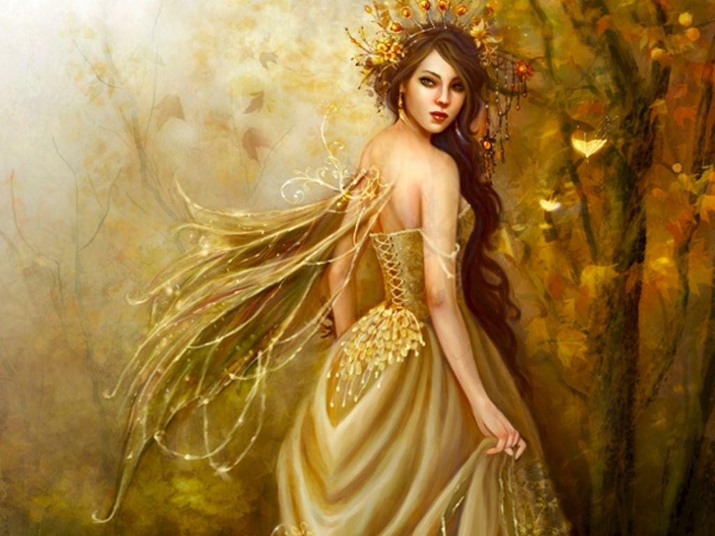 Beautiful Fairies Wallpapers Group (48+)