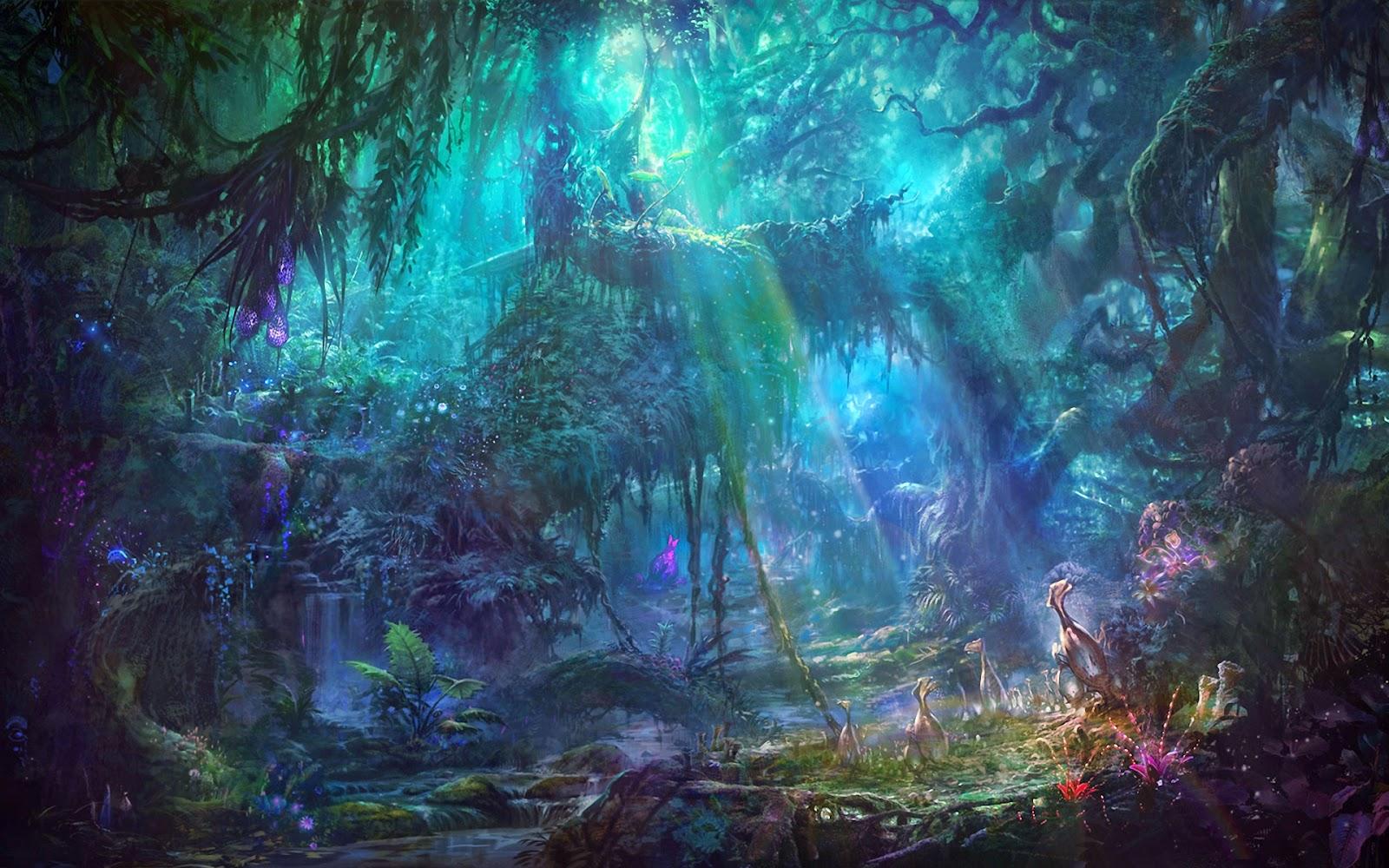 Beautiful Fantasy Wallpapers