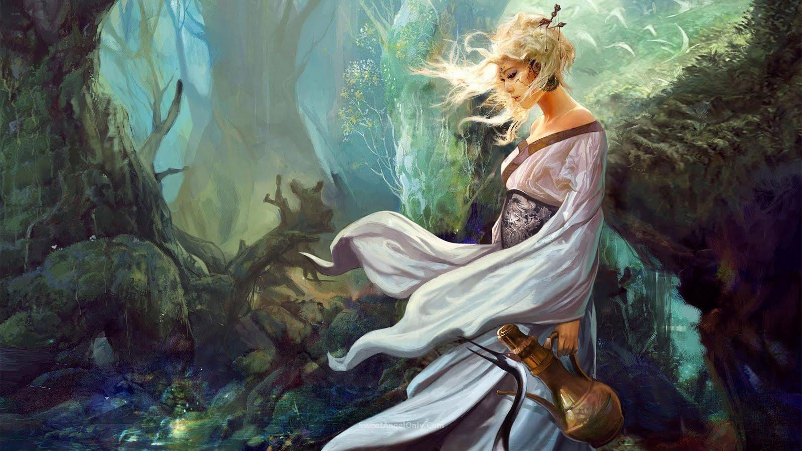 Beautiful Fantasy Wallpaper - WallpaperSafari