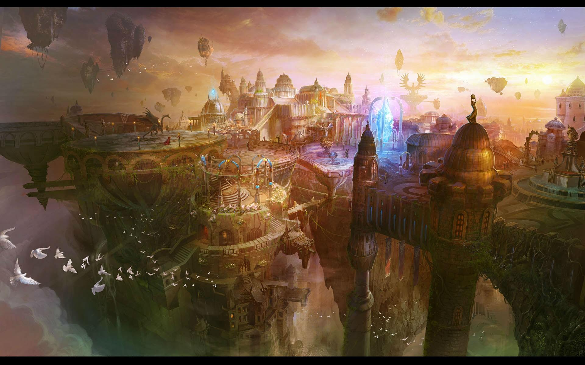 beautiful fantasy | Zellox