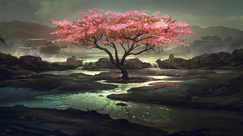 Download Beautiful Fantasy Nature Art | HD Wallpapers & HQ Desktop