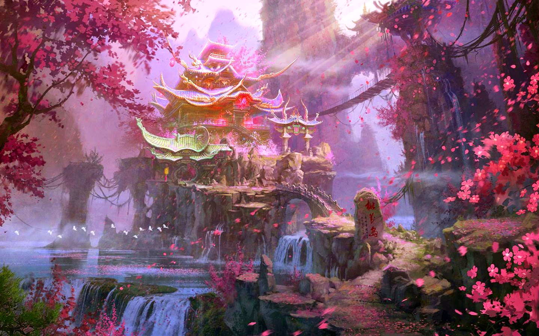 Beautiful Fantasy Wallpaper