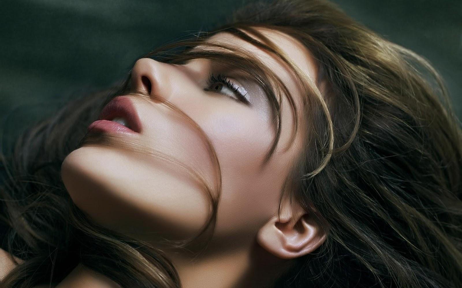 Beautiful Faces Wallpapers - WallpaperSafari