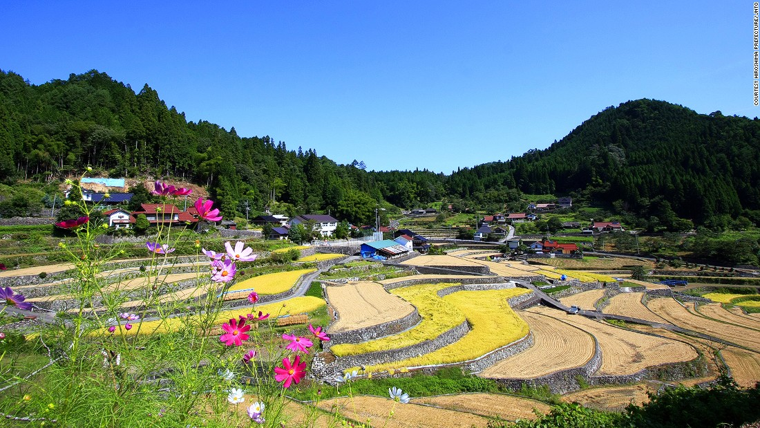Japan's 34 most beautiful places