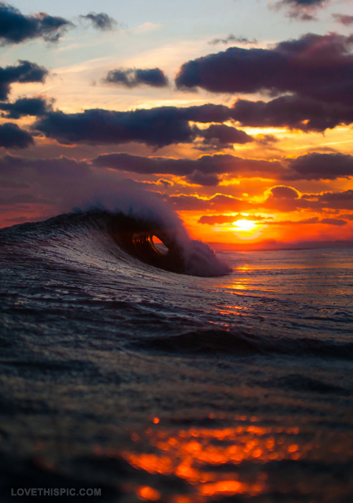Beautiful Ocean Wave Pictures, Photos, and Images for Facebook