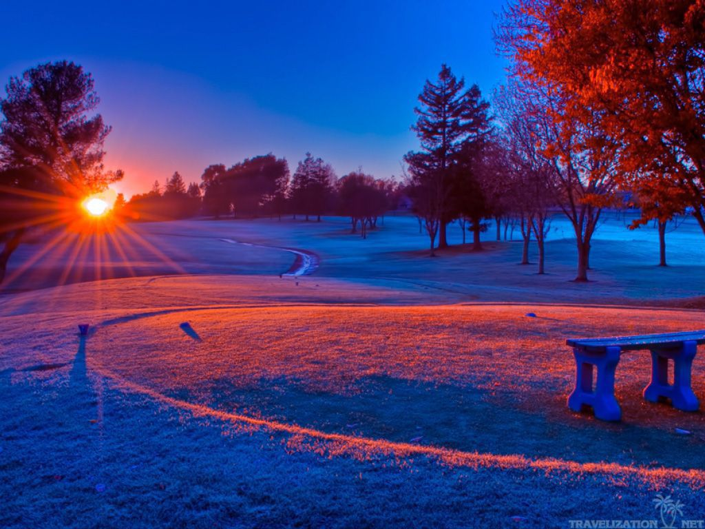 Beautiful Winter Scenery Wallpapers Group 68