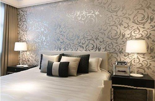 Bedroom wallpaper - SF Wallpaper