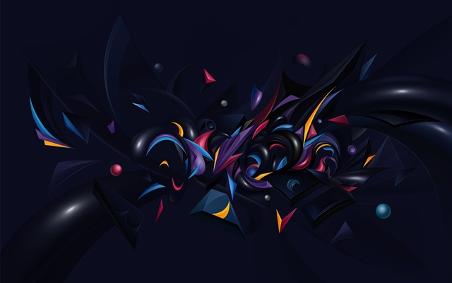 60 Best Abstract HD Wallpapers for Windows Desktop [Widesrceen]