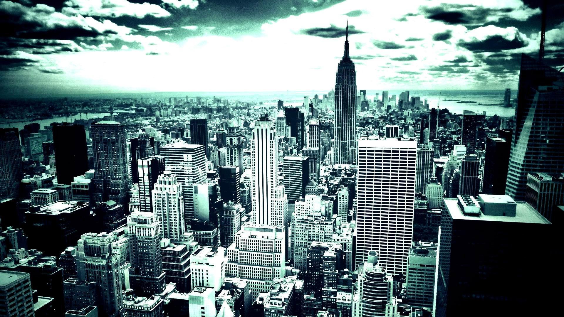 Cool City Wallpapers - WallpaperSafari