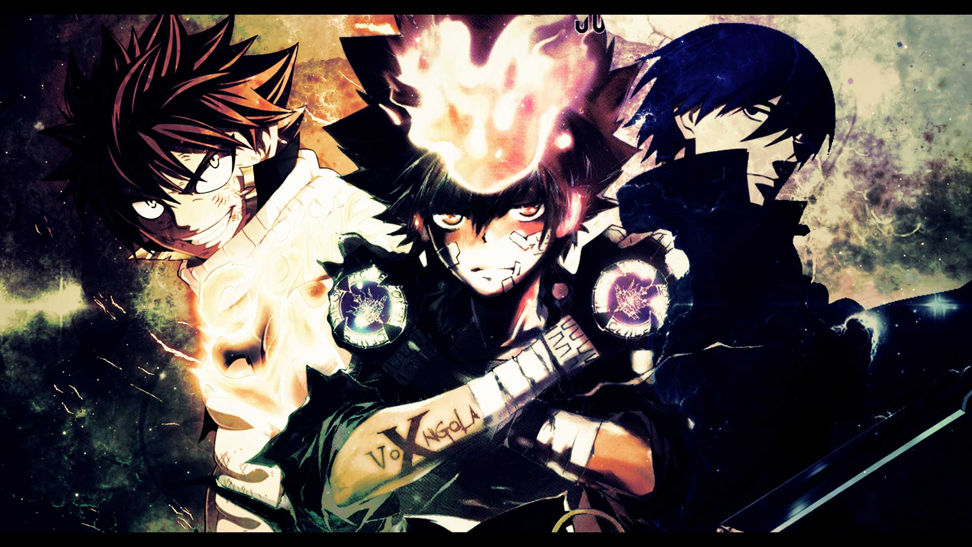 Cool Fairy Tail Wallpapers Group (81+)