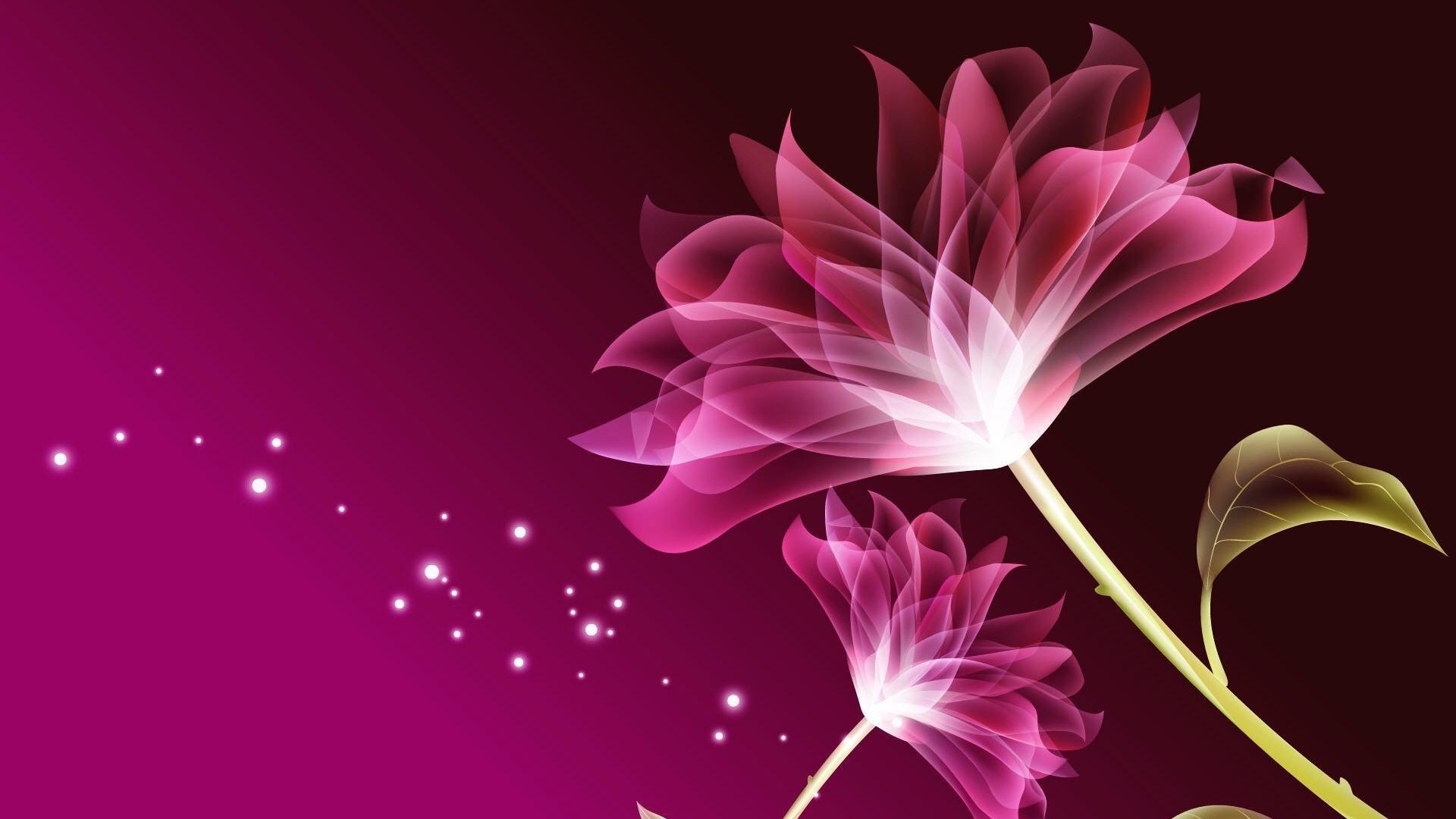 Desktop Background Flowers Wallpapers