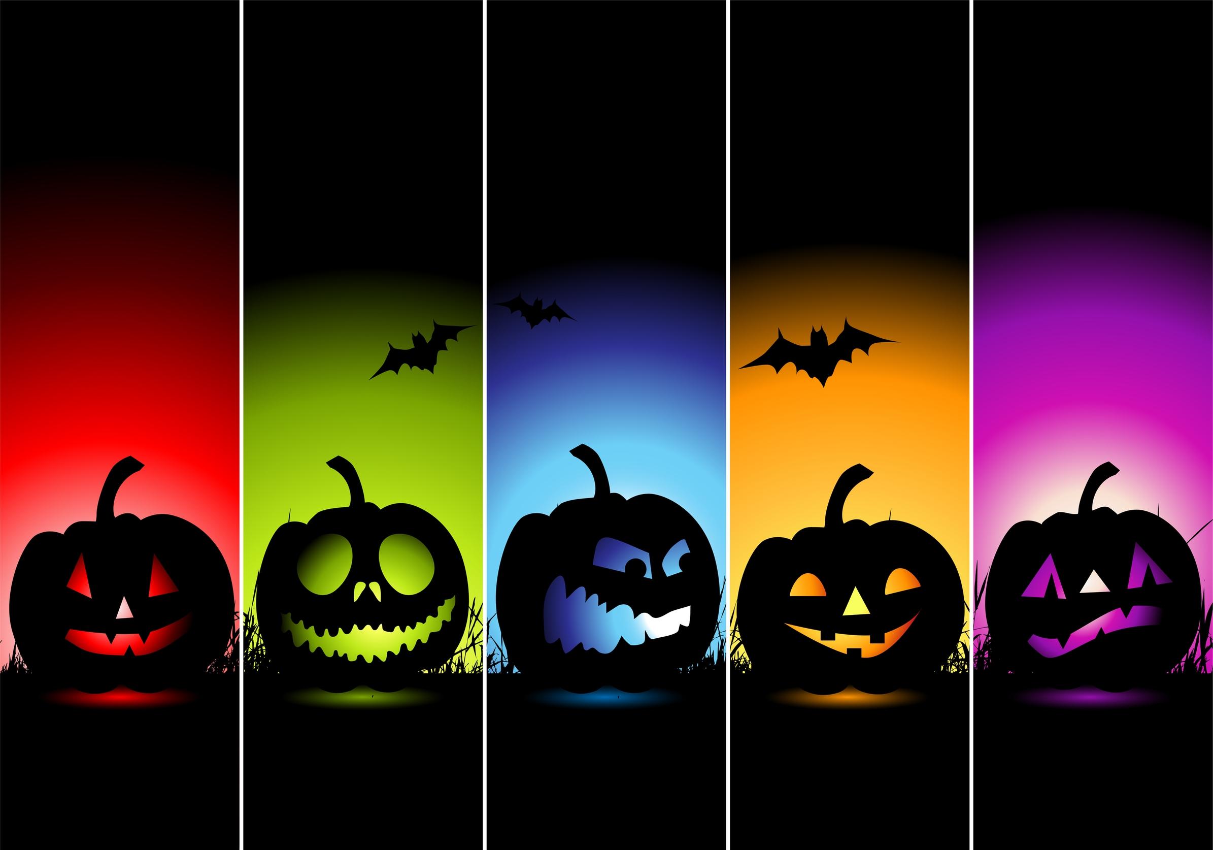 Best Halloween Wallpapers, Graphics and Vectors By Depositphotos
