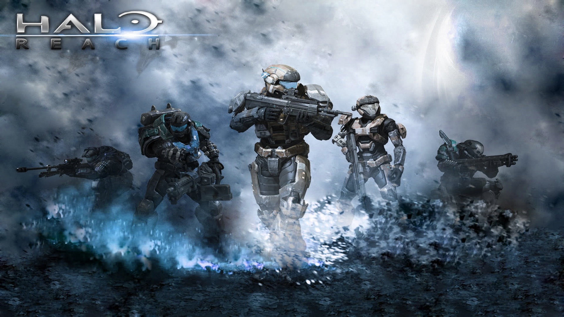 Collection of Best Halo Wallpapers on HDWallpapers