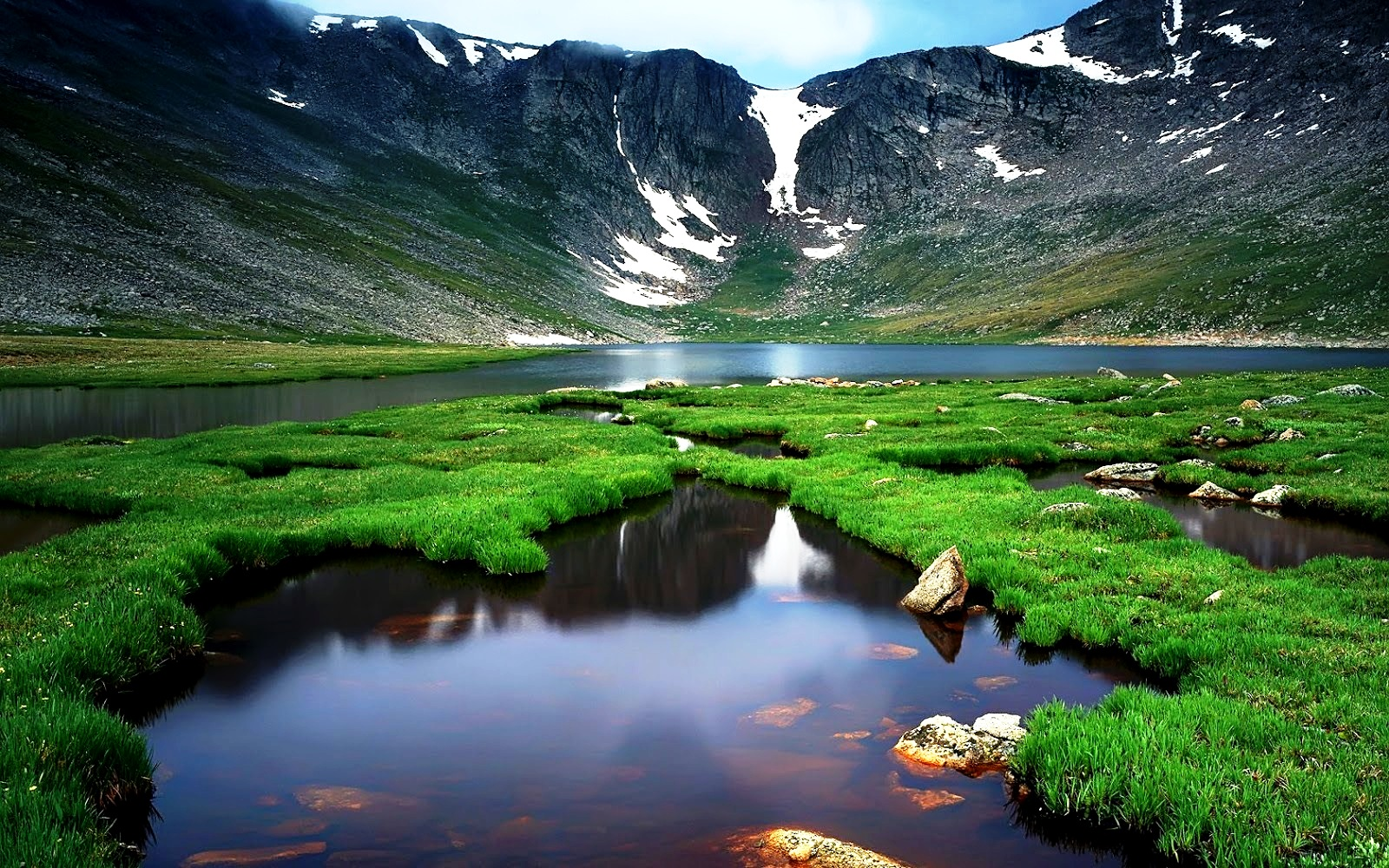 Widescreen Nature Wallpapers High Resolution Group (66+)