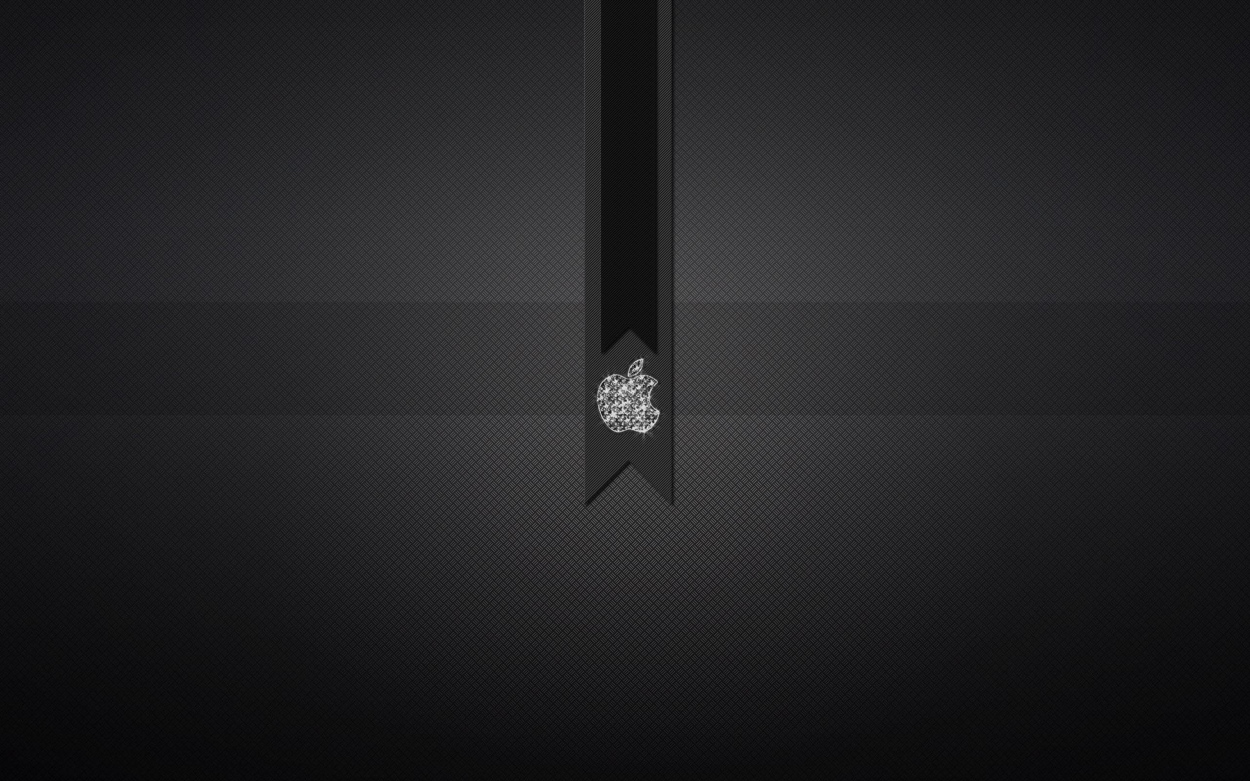 black mac background - sf wallpaper