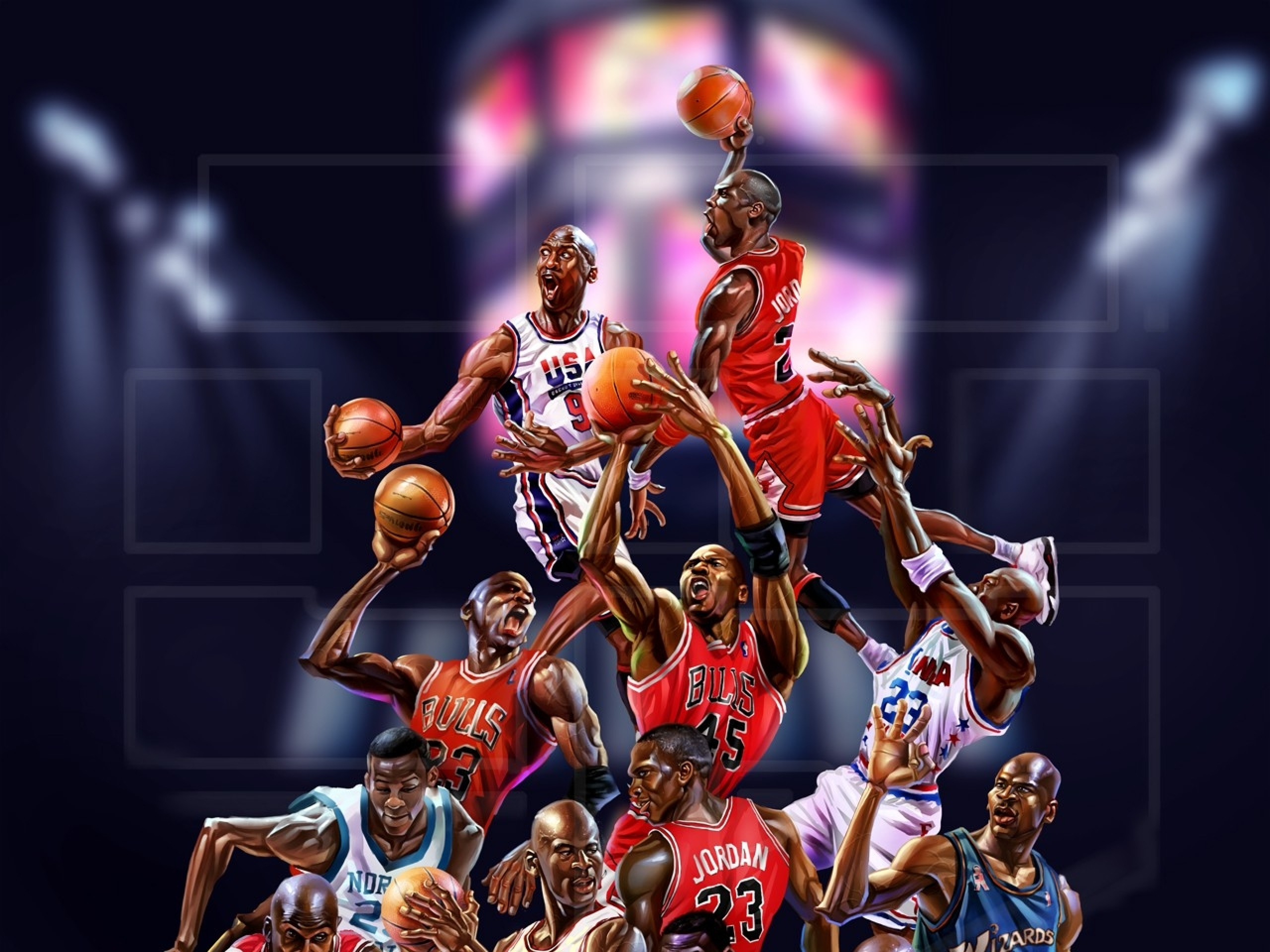 Best nba wallpapers hd