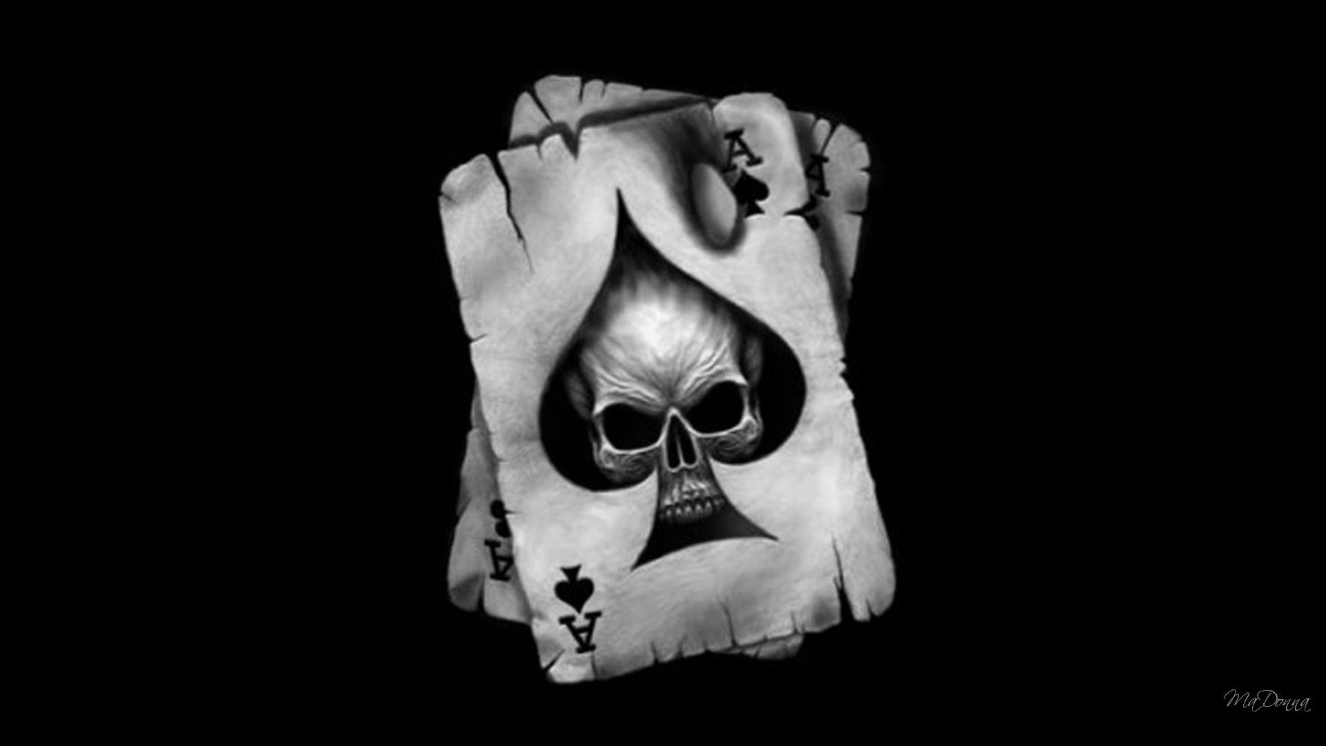 Free HD Skull Wallpapers Group (86+)