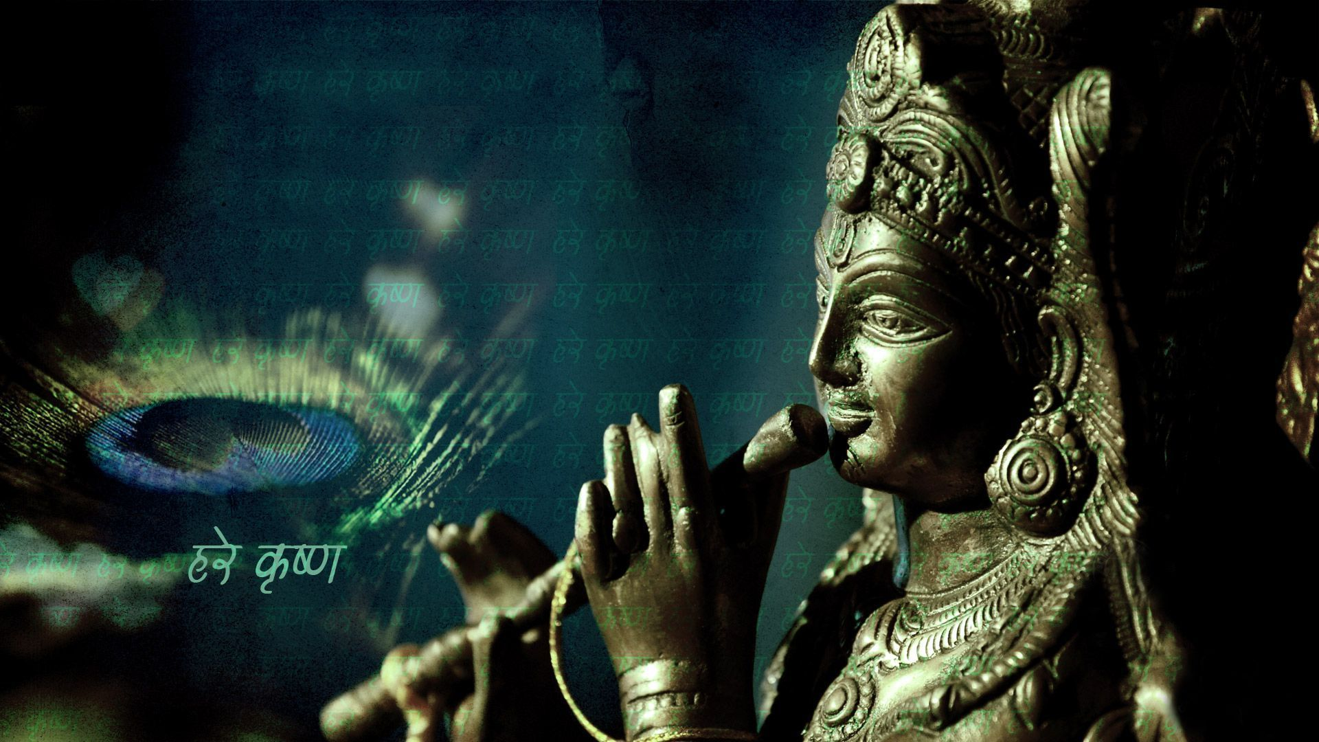 Krishna Wallpapers HD Group (78+)