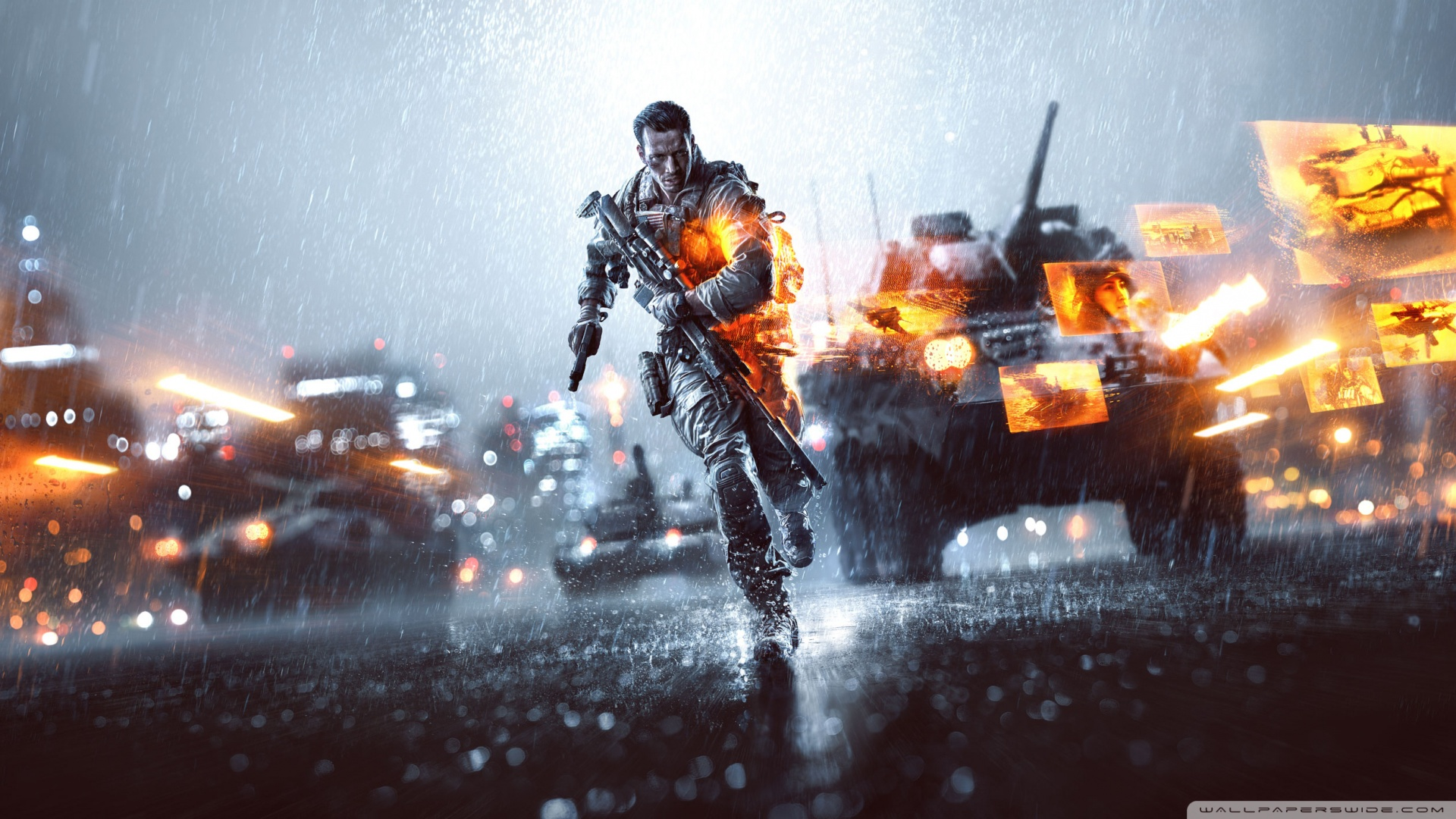 Battlefield 4 HD desktop wallpaper : Widescreen : High Definition