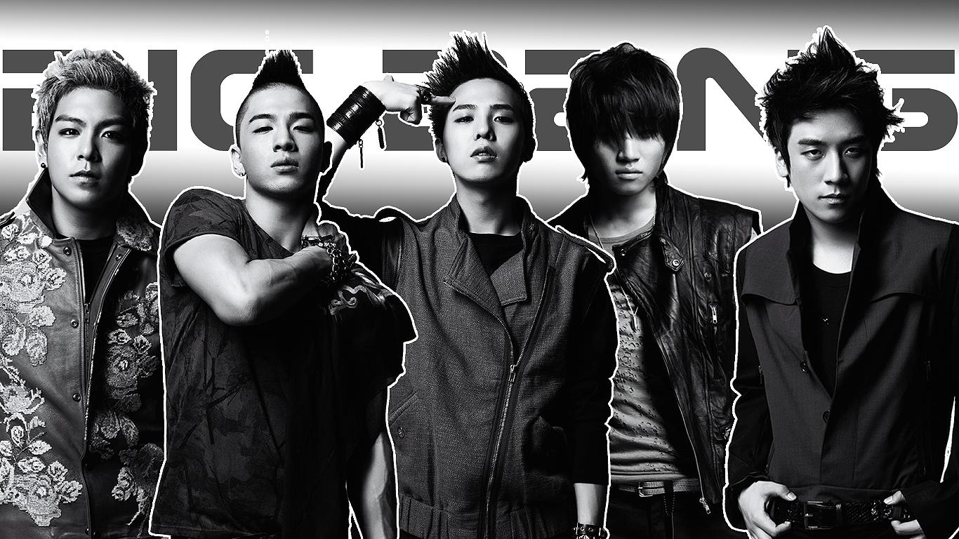 Bigbang Wallpapers - Wallpaper Cave