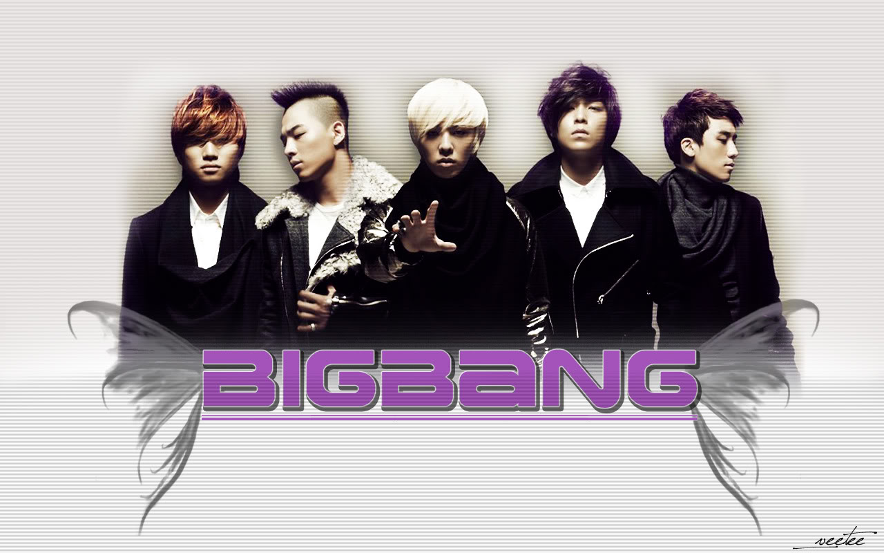 Bigbang Wallpaper - WallpaperSafari