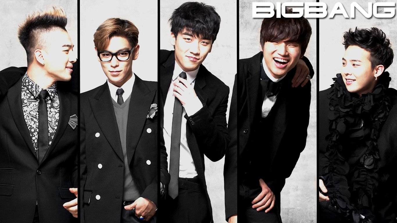 Big Bang Wallpapers Group (77+)