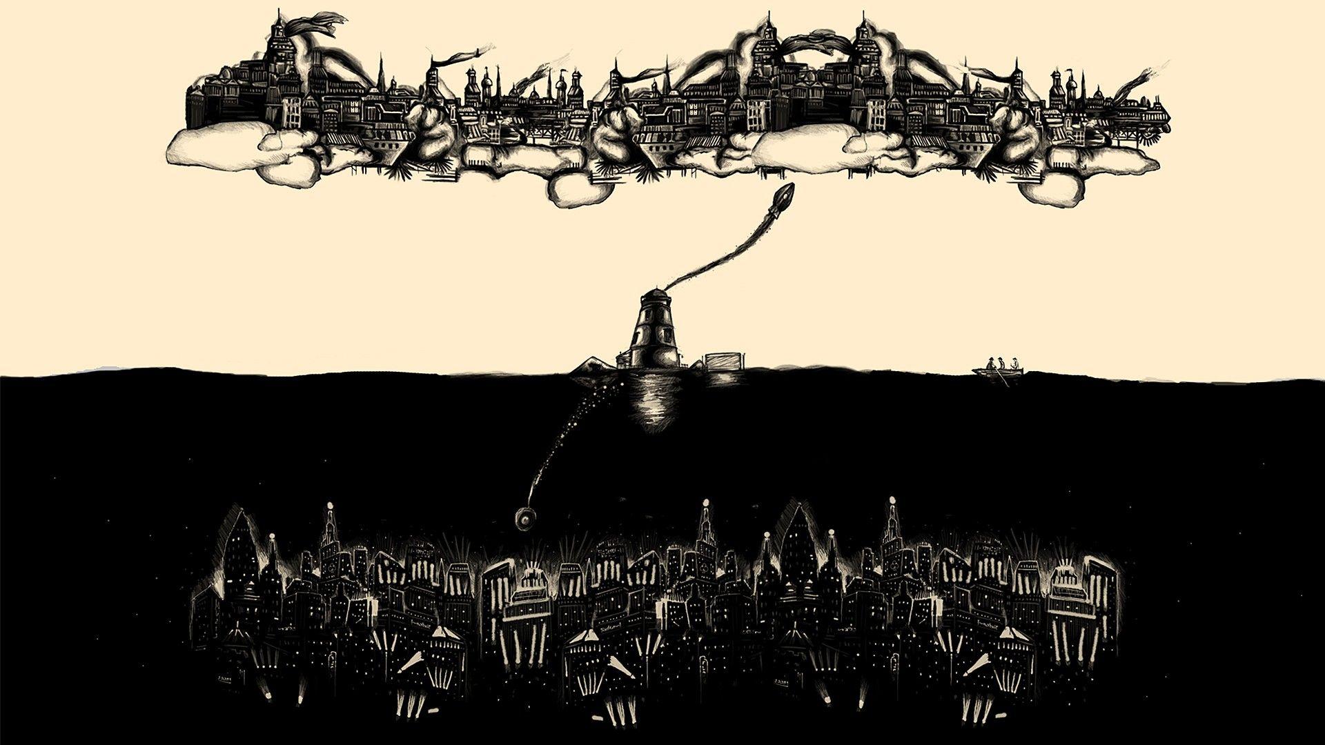 BioShock Rapture Wallpapers Group (72+)