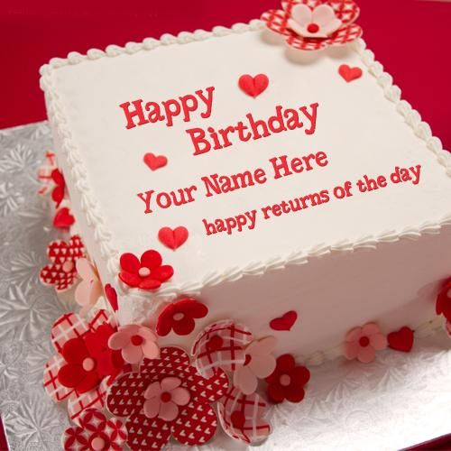 Free Download Happy Birthday Cakes Pictures | for the cake of art