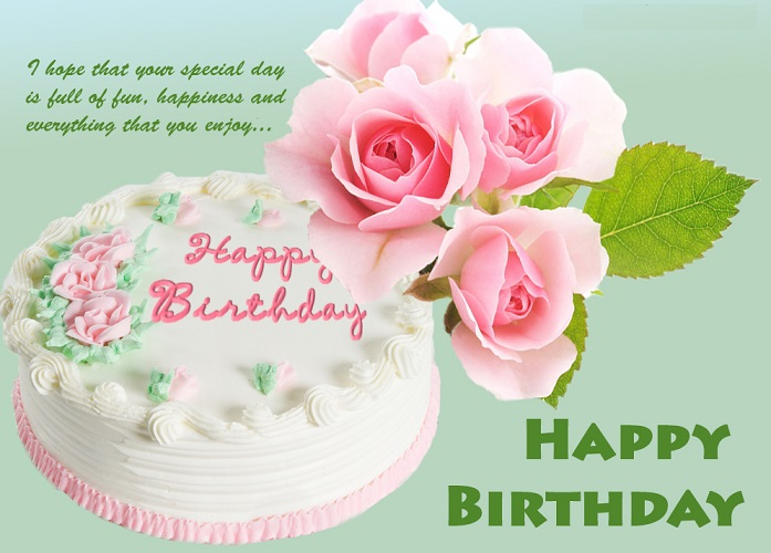 Happy Birthday Cake Images With Wishes Free Download