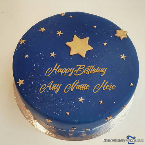 500+ Awesome Birthday Cakes With Name For All Relations