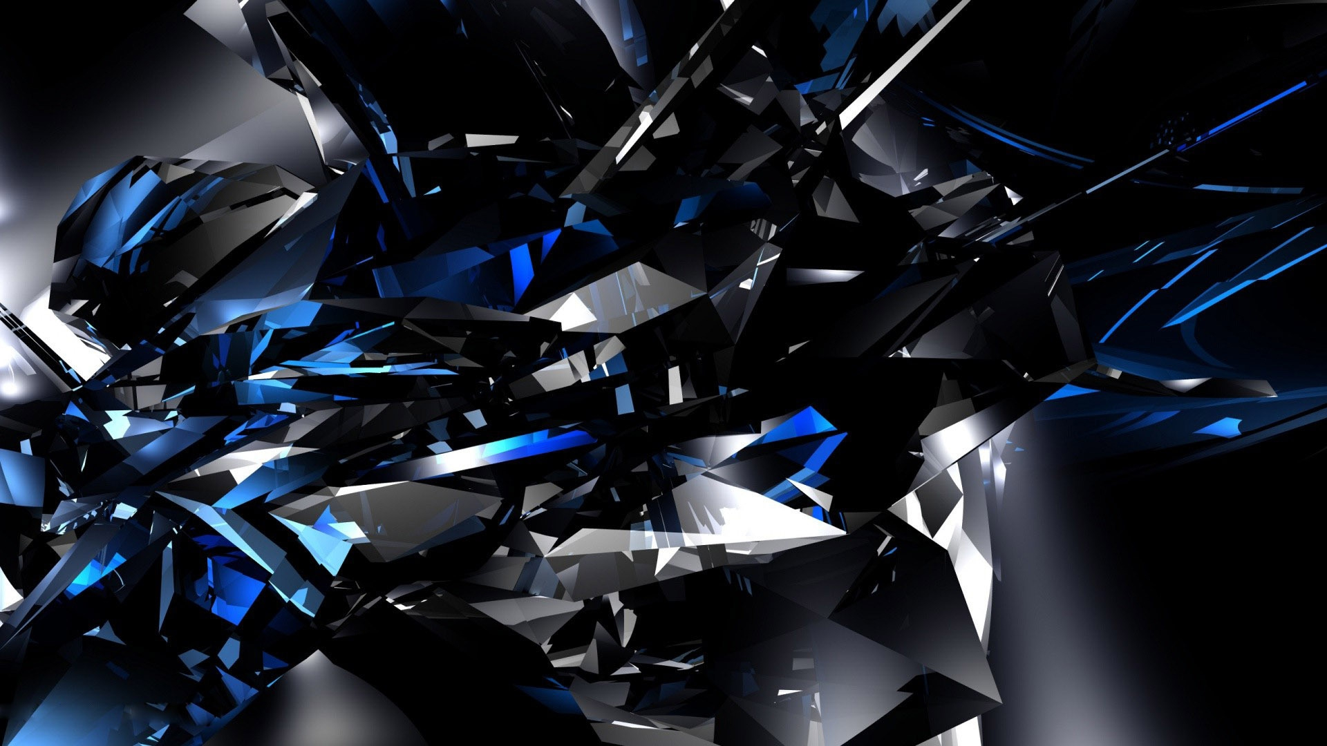 HD Black and Blue Backgrounds | PixelsTalk Net