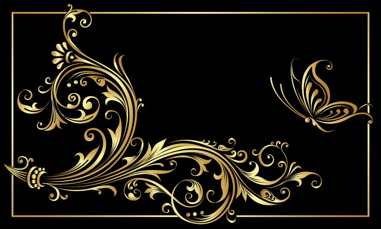 Black And Gold Backgrounds - Wallpaper Cave
