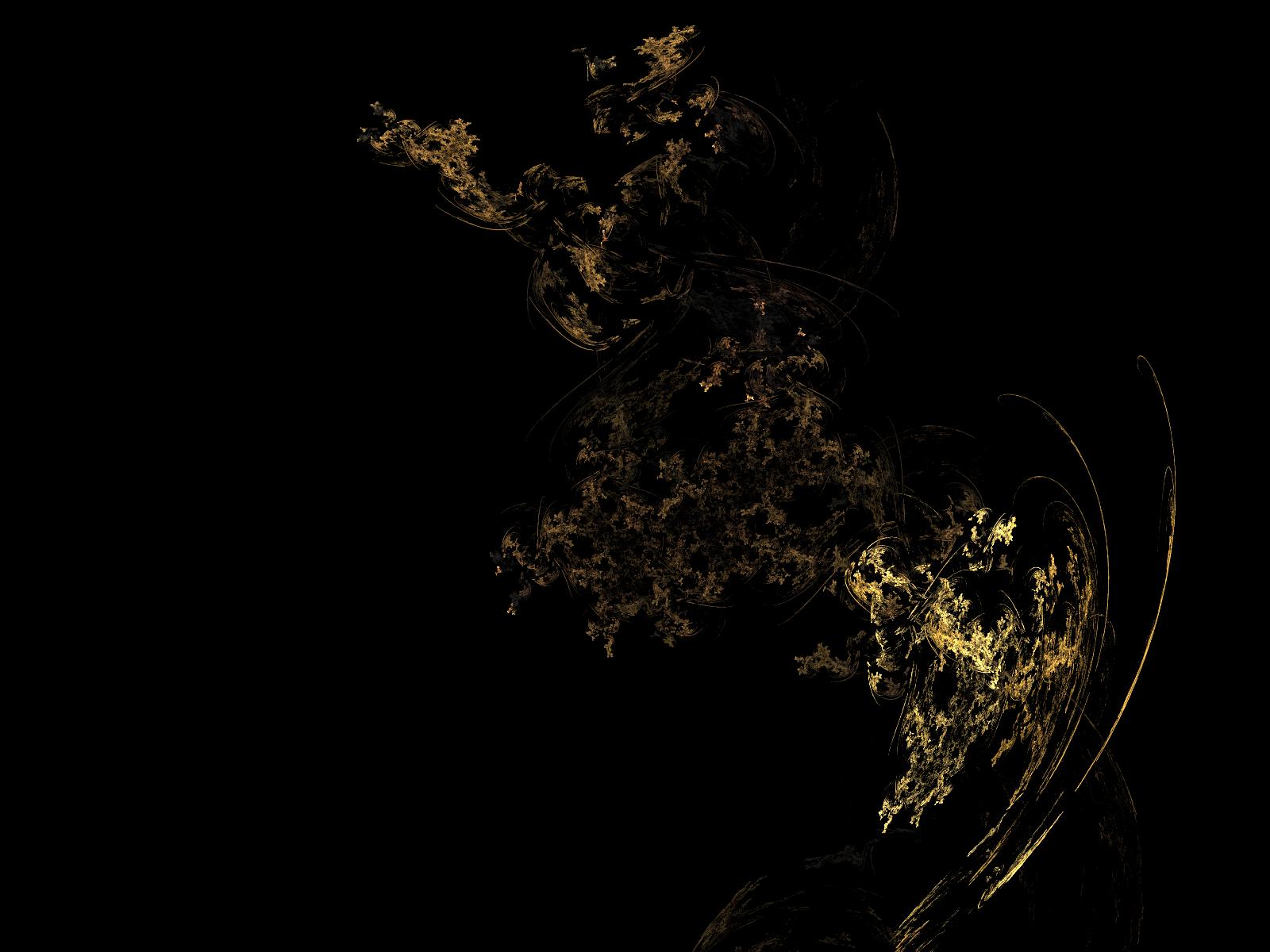 Black and Gold Wallpaper - WallpaperSafari