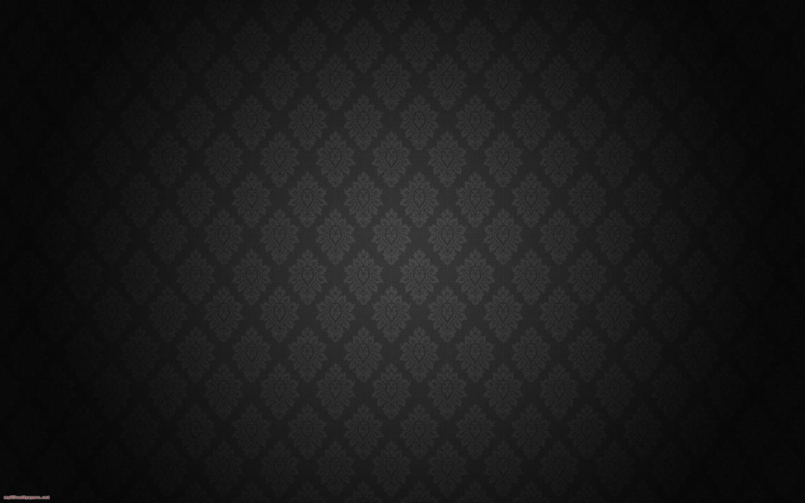 Black And Gold HD Wallpaper